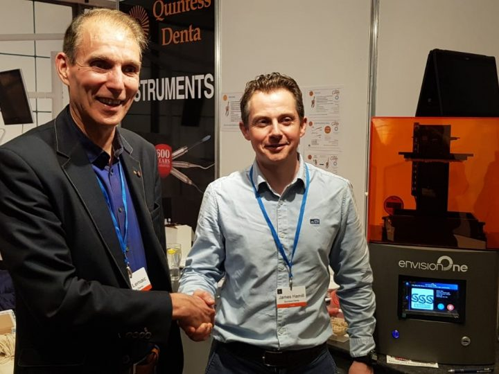 Irish Dental Equipment Supplier Signs as EnvisionTEC's Latest Distribution Partner.